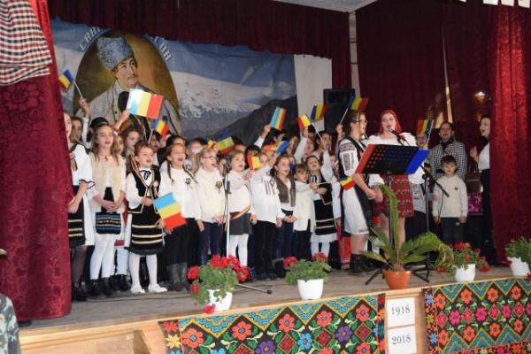 Manifestare patriotică la Sanislău în Anul Centenar