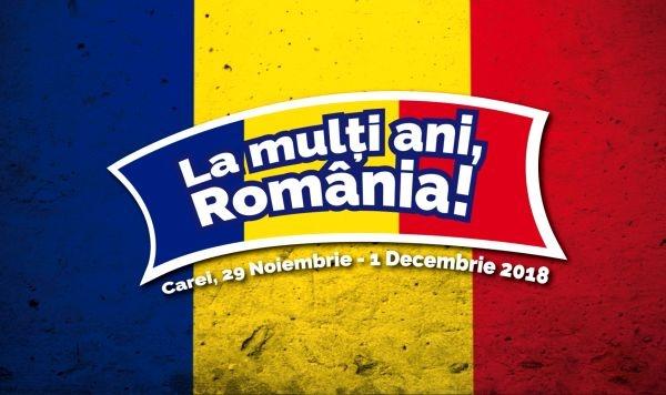 Programul manifestărilor de Centenar la Carei. Degustare de produse tradiționale românești de 1 Decembrie