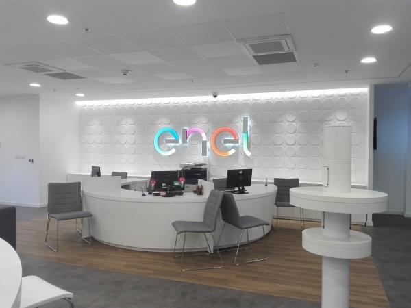 Magazine Enel  închise de sărbători