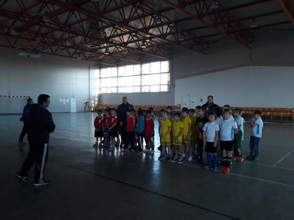 Fotbal. Faza zonală de la Carei a campionatului dedicat băieţilor din ciclul primar