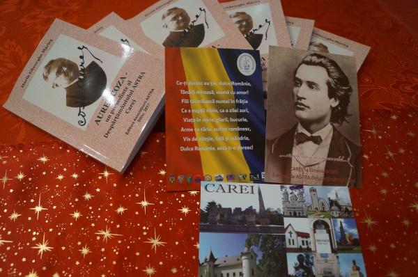 Premiile oferite de ASTRA Carei câştigătorilor Concursului de recitări Mihai Eminescu