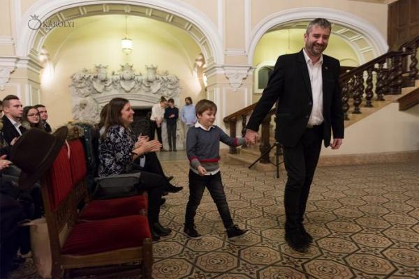 Dragoș Georgescu expune la Castel