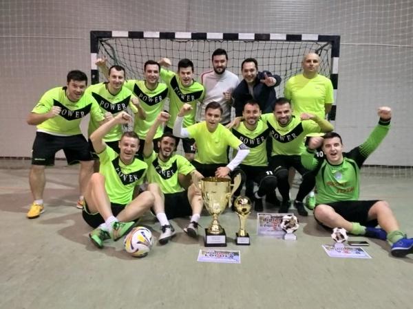 Power Satu Mare câştigă Cupa Futsal Carei 2019