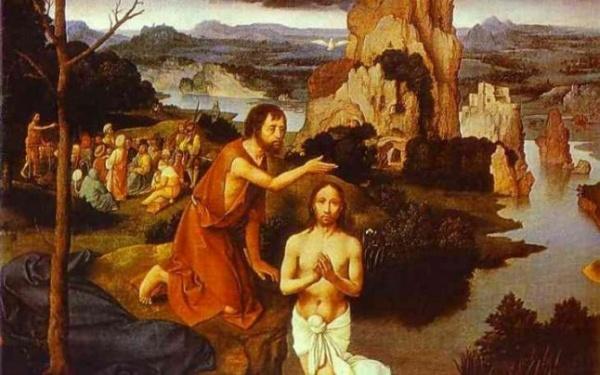 Sfântul Ioan Botezătorul, Înaintemergătorul Mântuitorului