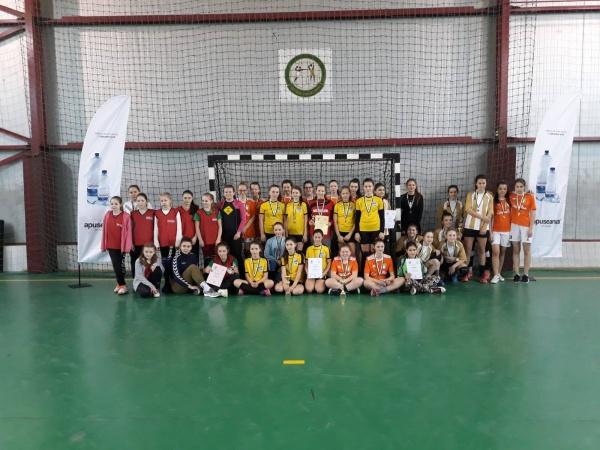 Prima ediție Alconor Kupa la handbal juniori