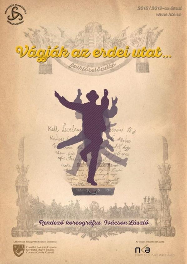 Primăria Carei recidivează și promovează un eveniment cu afiș cu stema Ungariei în fundal