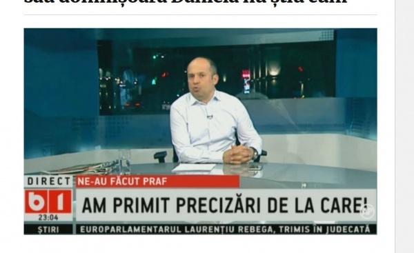 Cum vede Radu Banciu Careiul de la București. Mizeriile promovate de scribii primarului datornic