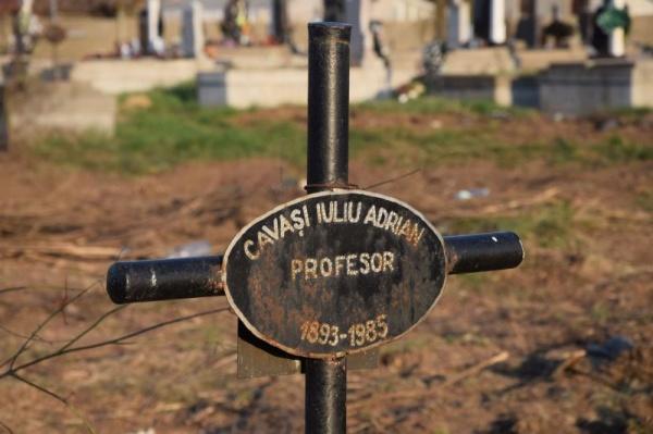"""Un dascăl uitat. Profesorul Iuliu Adrian Cavași de la Liceul """"Vasile Lucaciu"""" din Carei"""