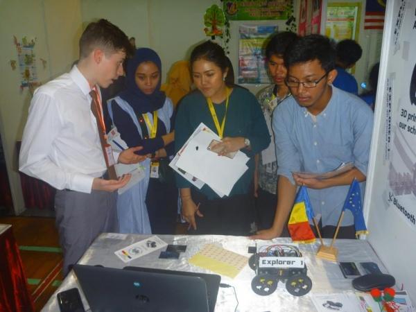 Octavian Balog are nevoie în Indonezia de susținerea noastră