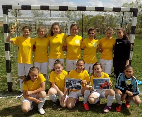 Fotbal. Fetele de la Daliana Carei câștigă Cupa Codrului