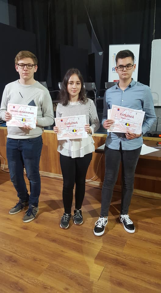 Câștigătorii Concursului de Cultură Generală de la Carei