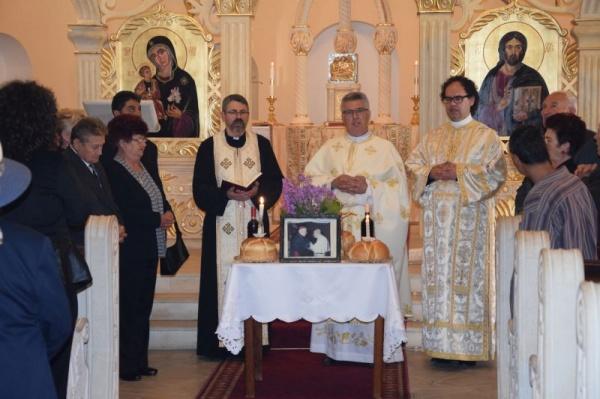 Episcopul Vasile Hossu, fiu al Careiului, omagiat cum se cuvine la Biserica Sf.Apostol Andrei