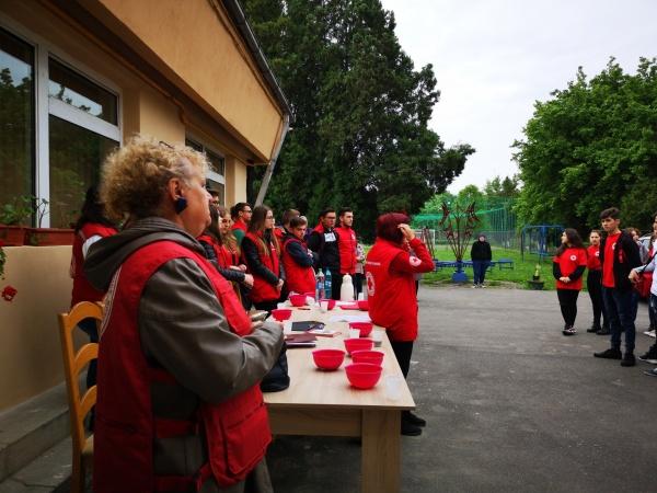 Liceul Teoretic Carei ocupă Locul I la concursul județean Sanitarii Pricepuți