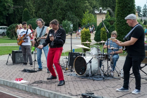 Summer Sound Sessions a debutat la Carei cu un concert exploziv de Rock'n'roll