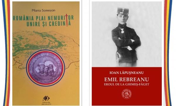 Dublu eveniment editorial, prilejuit de Ziua Imnului Național al României