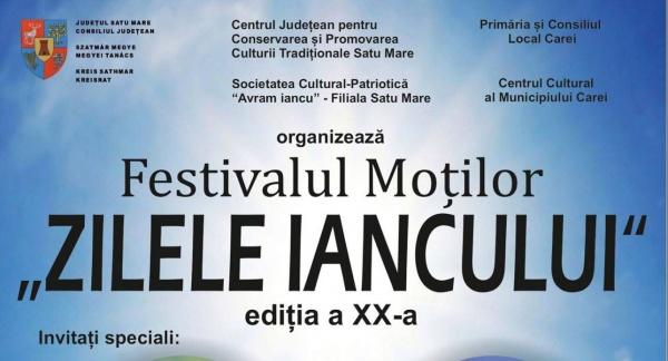 Afișele cu Avram Iancu nu au loc pe paginile organizatorilor Primăria Carei și  CJ Satu Mare