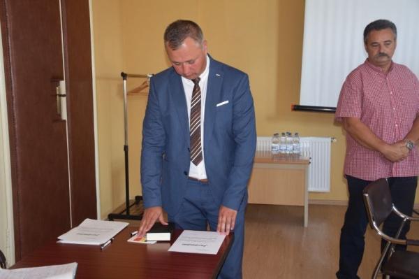 Noul consilier local al UDMR Carei a depus jurământul