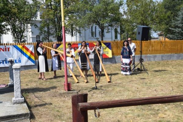 Tulnicăresele din Ianculești interzise la  comemorarea de către Primărie a lui Avram Iancu