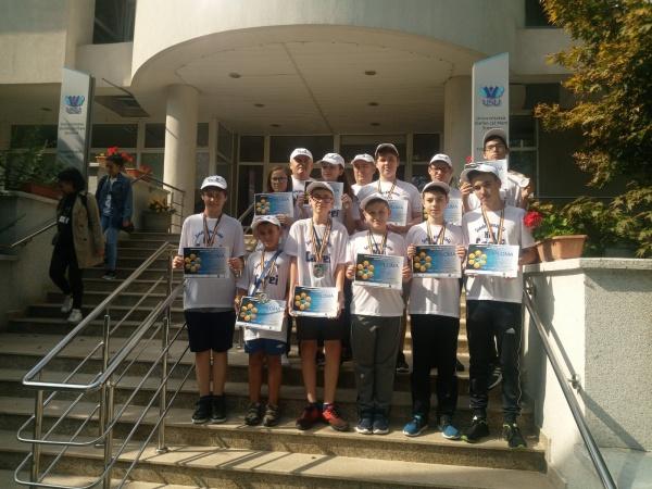 Elevi careieni pe podium la Concursul național de știință și tehnologie RoSEF 2019 Suceava