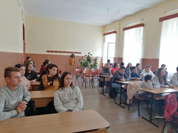 """Școala de Bani la Liceul Tehnologic """"Iuliu Maniu"""" Carei"""