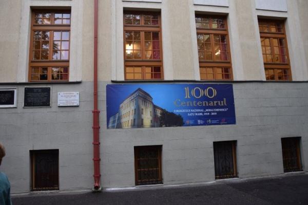 Centenar CN Mihai Eminescu Satu Mare. Conferinţa Naţională de Învăţământ Virtual (CNIV)