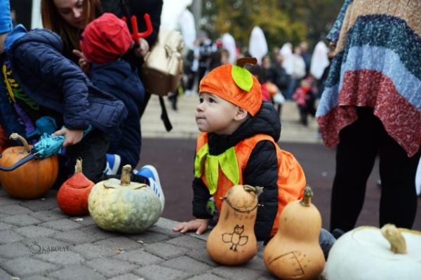 Festivalul Dovleceilor – Halloween Party la Carei