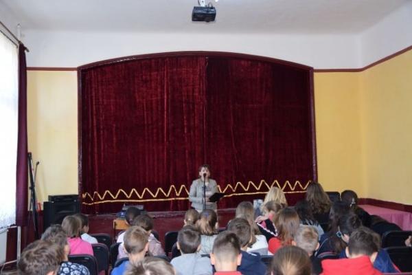 Otilia Marchiș sărbătorită sobru la Școala Vasile Lucaciu și Biserica Sf.Apostol Andrei