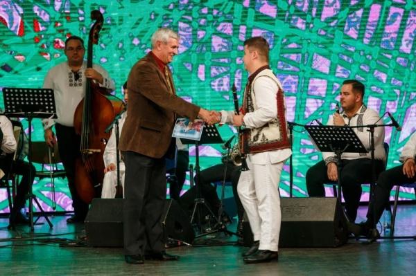 Tânărul Dănuț Nicoară – clarinetul de aur al Sătmarului