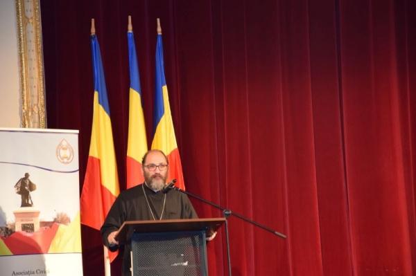 Conf. univ. dr. preot Constantin Necula la aniversarea Revistei Eroii Neamului