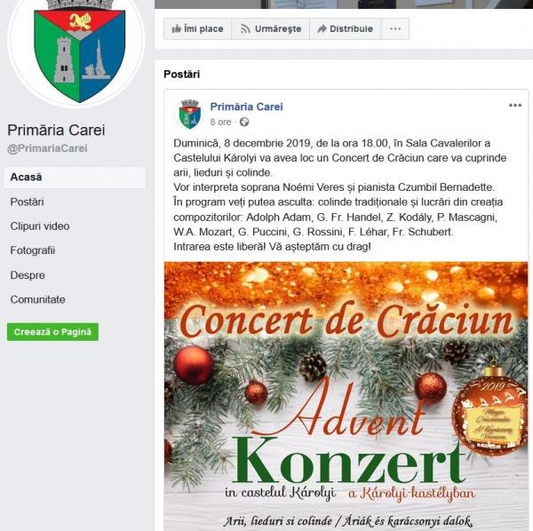 Primarul ,,nu provocați maghiarii,, tolerează discriminarea!  Asociațiunea ASTRA Carei tratată ca o Cenușăreasă
