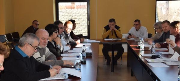 Apa Apuseana de Carei apare în sala de ședințe a Consiliului Local