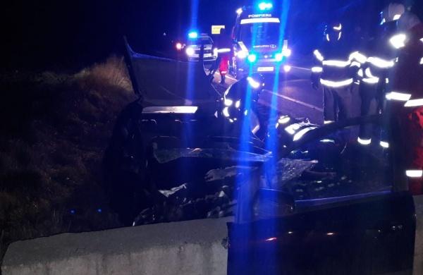 Accident rutier, DN 19, între Carei și Petrești cu o victimă