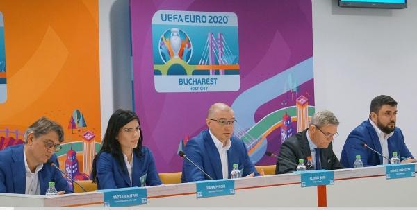 EURO 2020: ultimele detalii despre organizarea la București a turneului