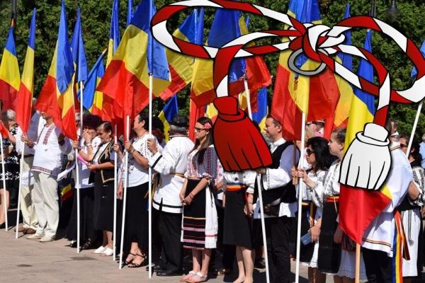 De 1 Martie românii cer președintelui Klaus Iohannis să păstreze caracterul oficial al limbii române