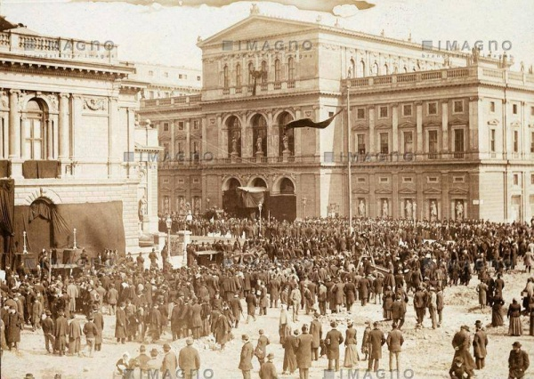Nicolae Dumba a făcut cadou Austriei Filarmonica din Viena