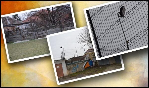 Gardul, primarul și înălțimea