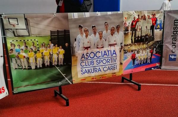 Sportivii de la Sakura Carei revin cu medalii de la Campionatul National de Karate SKDUN