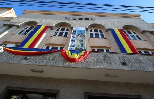 """Muzeul Județean Satu Mare a primit Medalia Aniversară """"Centenarul Marii Uniri"""""""
