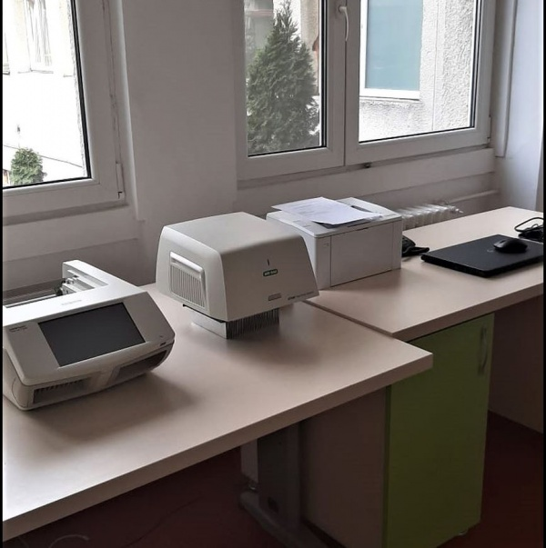 Se montează linia de testare COVID 19 la Satu Mare