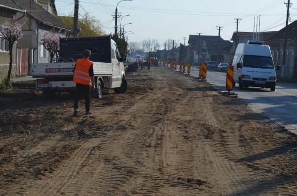 Primăria Carei oferă detalii despre reabilitarea străzii Mihai Viteazu