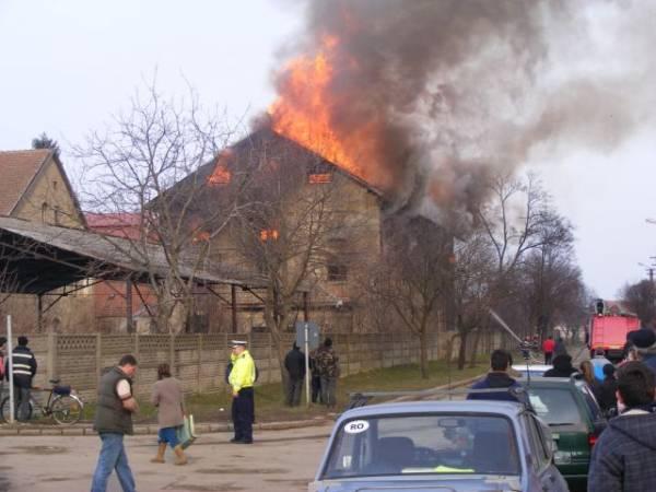 Cel mai mare incendiu din 1981 până azi