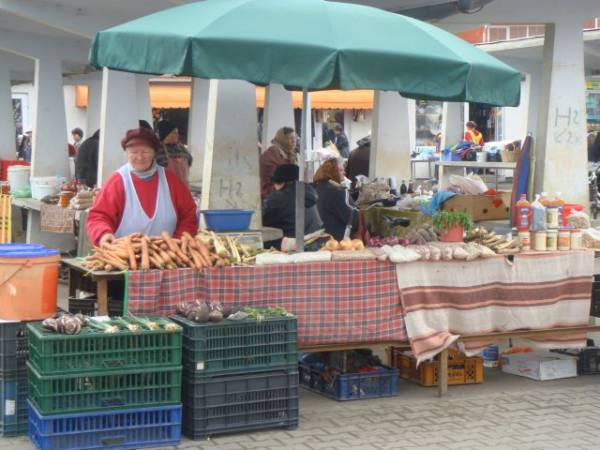 Piaţa Agro-alimentară a oraşului