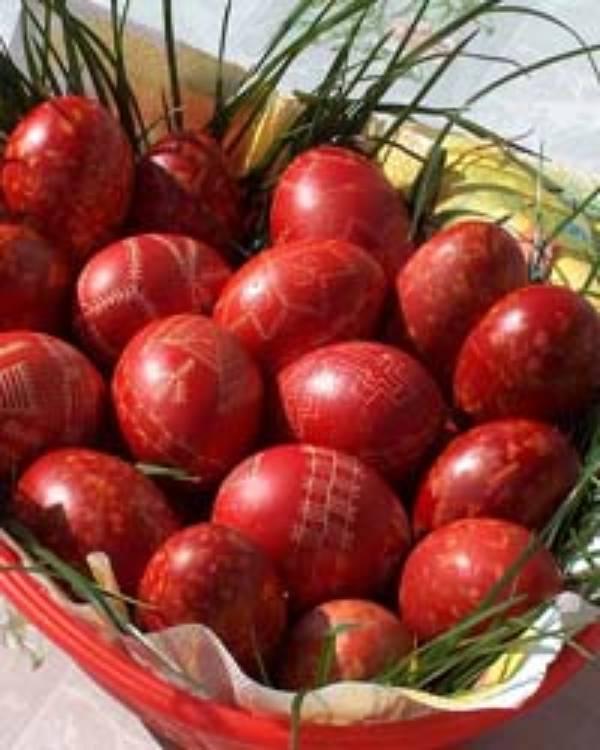 Joia Mare – de ce se vopsesc ouăle şi care este simbolistica lor