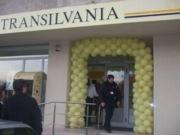 Profit net mai mare cu 40% la Banca Transilvania, în 2012