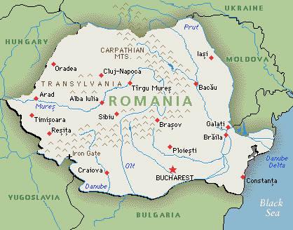 Ploaie toxică in sudul României