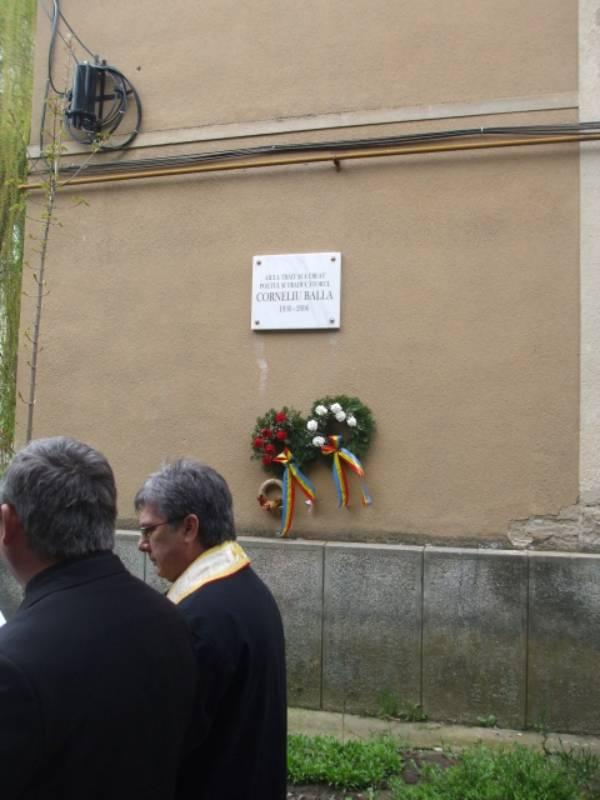 Memorialul Corneliu Balla
