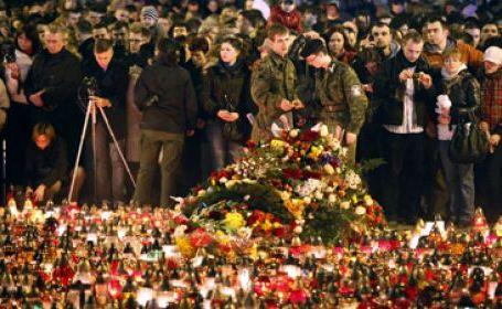 18 aprilie, zi de doliu naţional pentru victimele accidentului din Polonia