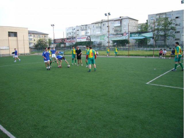 A VI-a ediţie a Campionatului de Minifotbal începe azi