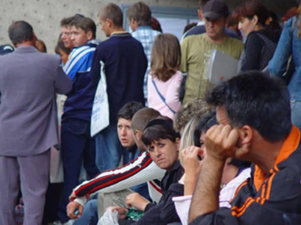 Din 5572 de şomeri sătmăreni 5085 au nivel de instruire primar