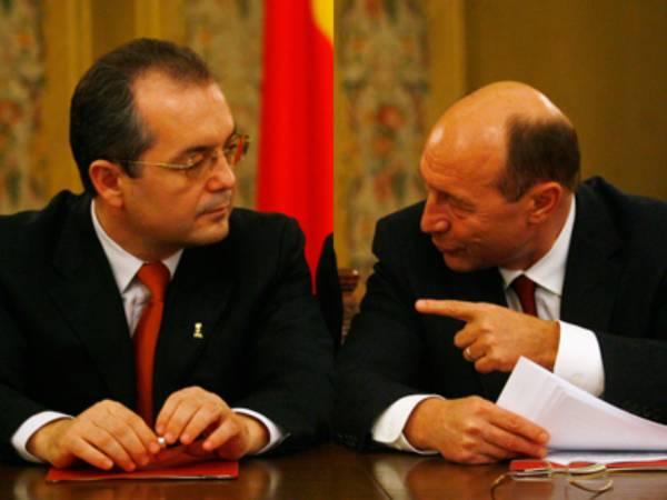 Regimul Băsescu-Boc şi propaganda externă